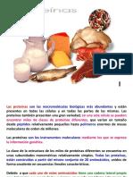 Presentación5 Proteinas i