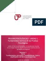 Fundamentos, Principios, Caracteristicas, Tipos y Clasificación de Técnicas Proyectivas
