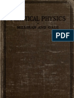 Practical Physics Millikan