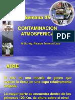 Clase 05 Contaminación Ambiental