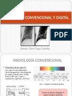 1. Radiología Convencional y Digital