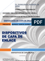 Dispositivos de Capa Enlace