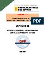 Modulo 01 - Titulo 08 Responsabilidades Del Oec