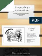 La lírica popular y el corrido mexicano.pptx