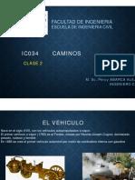 Caminos - Clase 2 - Vehiculos
