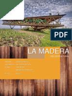 La Madera Como Estructura -Estructuras III