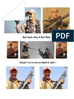 My Gun Ownership Motivation Poster