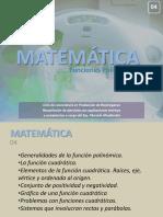 UAI - Ciclo de Licenciatura en Producción de Bioimágenes - 04