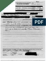 1 Oct. Doc. 22 - Witness Statement
