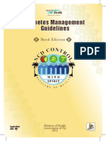 1 Diabetes Management Guideline 3rd Edition 2012
