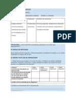 ACTIVIDAD DE INDAGACIÓN - tejidos 2°