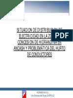 1A. Situacion Del Sistema de Distribucion de Electricidad en La Zona de Concesion- Ing. Nilton Garcia-Hidrandina (1)