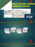 URBANISMO PLANIFICACION