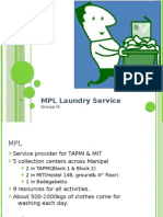 MPL Laundry Group I1