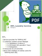 MPL Laundry Group I1