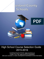2015 2016 High School Course Selection Guide