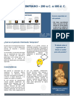 Boletín Periodo Intermedio Temprano