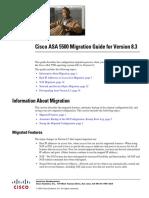 Cisco ASA 5500 Migration Guide for Version 8.3.pdf