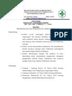 322432368 Sk Pengendalian Dan Pembuangan Limbah Berbahaya Docx
