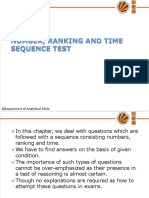 19848_10. UNIT- IV Number, Ranking and Time Sequence Test