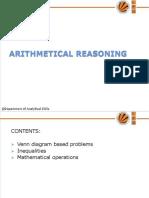 19848_11. UNIT- IV Arithmetical Reasoning