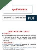 1ra Clase Geografica Politica 2017