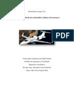 Bombardier Learjet 31A Calculo de Combustible y Balance de Aeronave