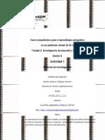 S.6 ACTIVIDAD 2 BITÁCORA DE ACTIVIDADES