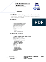 34. Efectuarea CVVHDF