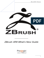 ZBrush4 R8 Whats New