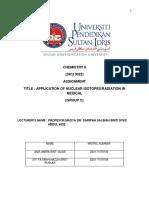 Assignment SKU3023