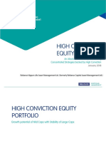 High Conviction Equity PMS