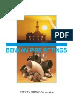 3 Fittings Benkan Japan PipeFittings Catalogue