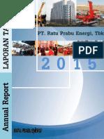 ARTI Annual Report 2015