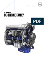 Volvo D13 Engine Family