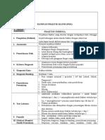 Panduan Praktik Klinis (Fraktur Terbuka)