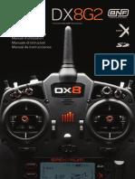 Spm8000 Manual Es