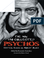 Benjamin Szumskyj-The Man Who Collected Psychos_ Critical Essays on Robert Bloch (2009)