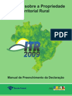 ManualPreenchimentoDITR2009[1]