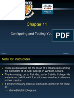 Expl NetFund Chapter 11 Config