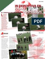 Iniciacion Deportiva en El Futbol Base