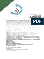 Invitatie Congres- Sponsori -
