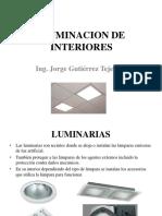 4.-Iluminacion de Interiores