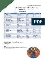 Album Papa Francesco 01 Ottobre 2017 Bologna Congresso Eucaristico Diocesano