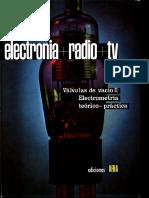ELECTRÓNICA+RADIO+TV. Tomo II