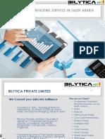 Bilytica #1 Qlikview Consulting Services in Saudi Arabia