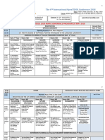 opentesol 2018 conference program final version