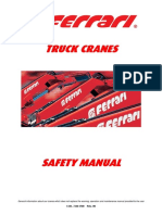 Safety Manual Ferrari Cranes