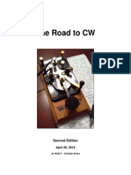Road_to_CW_de_W4ALF