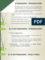 020 Plan Financiero - IE - 2018-1
